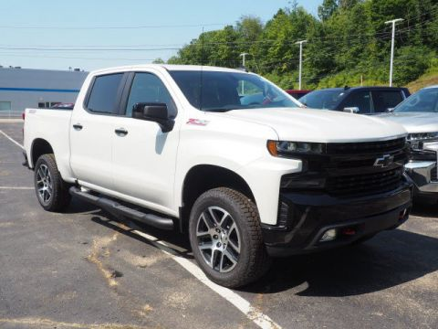 New 2019 Chevrolet Silverado 1500 LT Trail Boss 4WD 4D Crew Cab